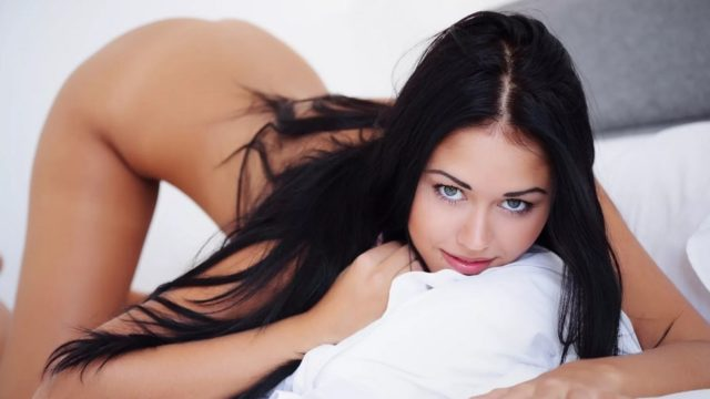 Брюнетки порно